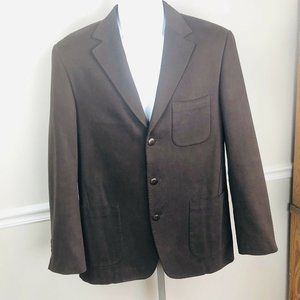 Brooks Brothers Men's medium 40 R Brown Suit